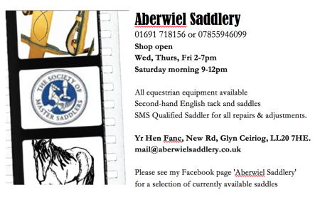 Aberwiel Saddlery