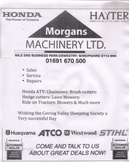 Morgans Machinery