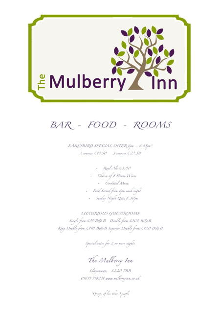 The Mullberry Inn