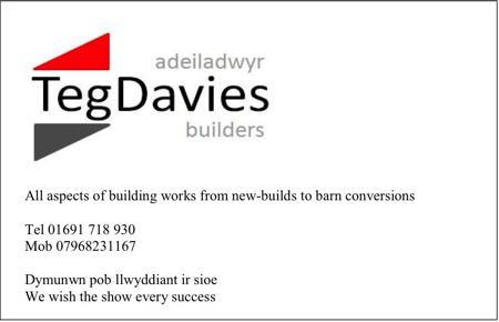 Tegid Davies Builders